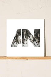 Urban Outfitters Awolnation Run Lp Black