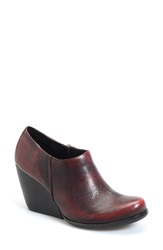Kork Ease 'Holmes' Ankle Bootie Women Campari Black Leather