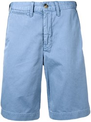 Polo Ralph Lauren Tailored Chino Shorts Blue