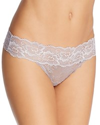 Honeydew Maggi Lace Thong Rustique