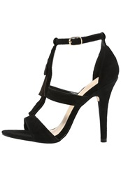 Wallis Leonora Sandals Black