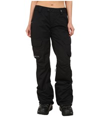 686 Glcr Geode Thermograph Pants Black Diamond Dobby Women's Casual Pants