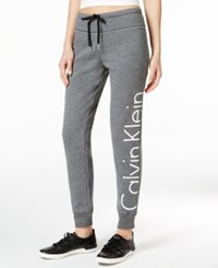 Calvin Klein Performance Sweatpants Black Heather