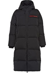 Prada Technical Puffer Coat 60