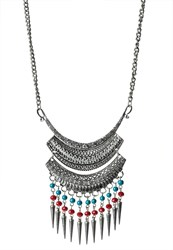Vero Moda Vmdana Necklace Silvercoloured