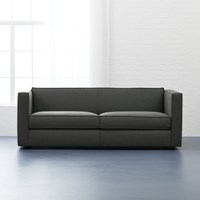 Cb2 Club Sofa