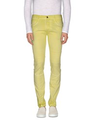 Imperial Star Imperial Trousers Casual Trousers Men Yellow