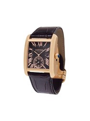 Cartier Pre Owned Tank Mc 34.5Mm 60