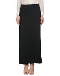 Gentryportofino Skirts Long Skirts Women Steel Grey