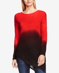 Vince Camuto Two By Dip Dyed Sweater Fire Glow