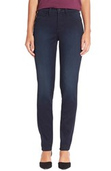 Petite Women's Nydj 'Alina' Colored Stretch Skinny Jeans