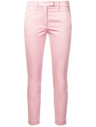 Dondup Skinny Trousers Pink