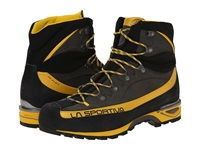 La Sportiva Trango Alp Evo Gtx Grey Yellow Men's Hiking Boots Gray