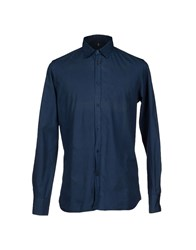 Dondup Shirts Shirts Men Blue