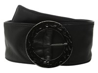 Leather Rock 1503 Lamber Black Women's Belts
