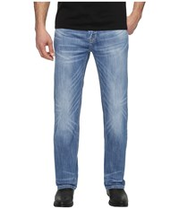 Rock And Roll Cowboy Double Barrel Relax Jeans M0s9498 Medium Wash Men's Jeans Navy