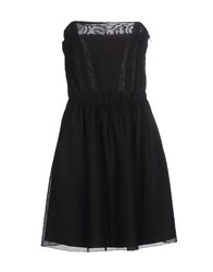 Cristinaeffe Dresses Short Dresses Women Black