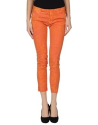Gaetano Navarra Casual Pants Orange