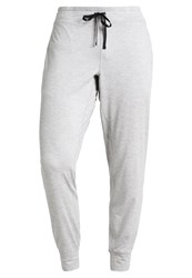 Gap Tracksuit Bottoms Light Heather Grey Light Grey
