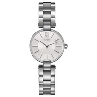 Rado R22854013 Women's Coupole Bracelet Strap Watch Silver