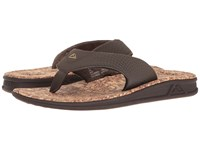 Reef Rover Prints Brown Cork Men's Sandals