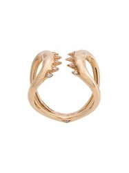 Stephen Webster Claw Ring Yellow Gold