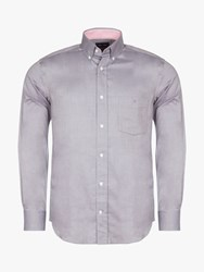 Eden Park Oxford Shirt Grey