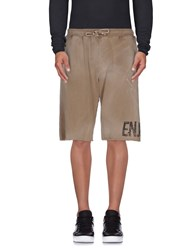 Happiness Trousers Bermuda Shorts Men Dove Grey