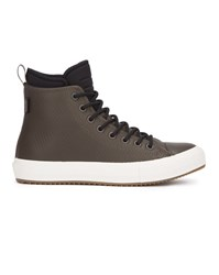 Converse Brown Leather Chuck Taylor All Star Ii Boots