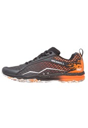 Merrell All Out Crush Mudder Trail Running Shoes Orange