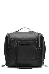 Mcq By Alexander Mcqueen Leather Backpack Black
