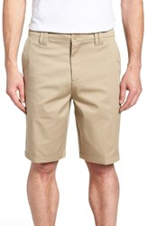 O'neill Contact Stretch Shorts Oneill Khaki