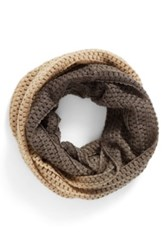 Bp Ombre Infinity Scarf Brown