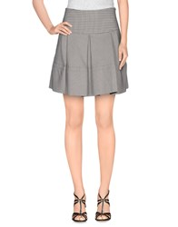 Alice San Diego Skirts Mini Skirts Women Black