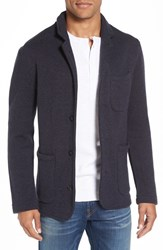 Relwen Men's Double Faced Knit Blazer