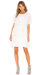 Anine Bing Tabitha Dress In White.