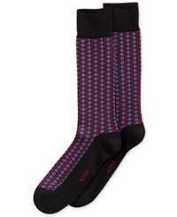Alfani Men's Icon Socks Only At Macy's Red Blue
