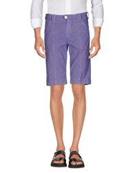 Barba Napoli Bermudas Purple