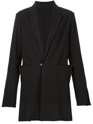 Ma Long Blazer Black