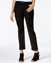 Rachel Roy Ripped Girlfriend Jeans Only At Macy's