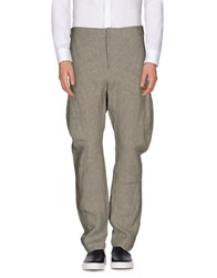 Masnada Trousers Casual Trousers Men Grey
