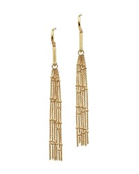 Bloomingdale's 14K Yellow Gold Tassel Dangle Earrings