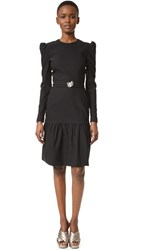 Preen Adeline Dress Black