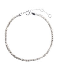 Accessorize Sterling Silver Mini Bobble Bracelet