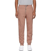 Paul Smith Ps By Pink Tapered Lounge Pants