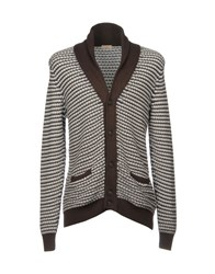 Altea Dal 1973 Cardigans Dark Brown