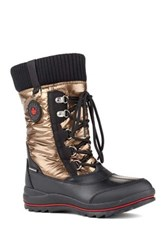 Cougar Como Mid Shaft Boot Metallic