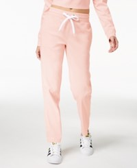Material Girl Active Juniors' Jogger Pants Created For Macy's Pure Pink
