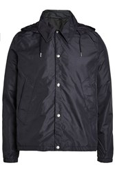 Ami Alexandre Mattiussi Bomber Jacket With Collar