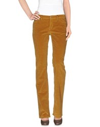 Gianfranco Ferre Gf Ferre' Trousers Casual Trousers Women Camel